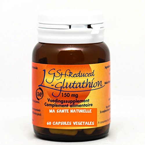 Amalgam-kapseln (l-glutathion 150mg (l-glutathion reduziert–GSH)–60pflanzliche Kapseln)