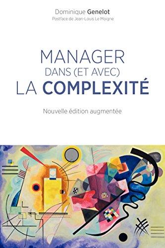 Manager dans (et avec) la complexité par Dominique Genelot