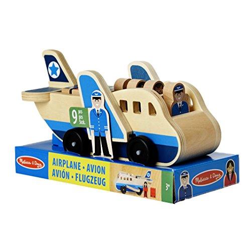 eug aus Holz mit Spielfiguren (9 Teile) ()