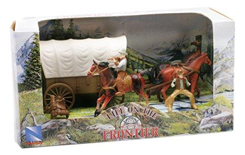 big-country-western-pferde-set-mit-planwagen-cowboys-und-zubehor