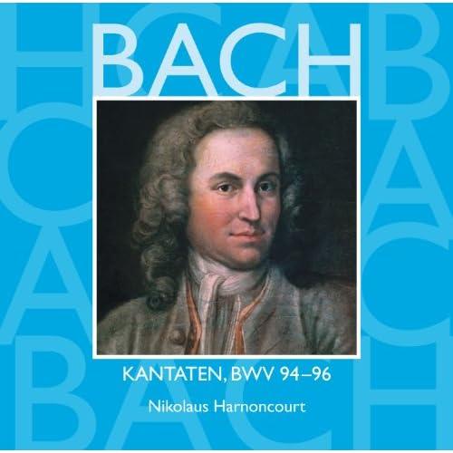 """Cantata No.95 Christus, der ist mein Leben BWV95 : II Recitative - """"Nun, falsche Welt"""" [Boy Soprano]"""