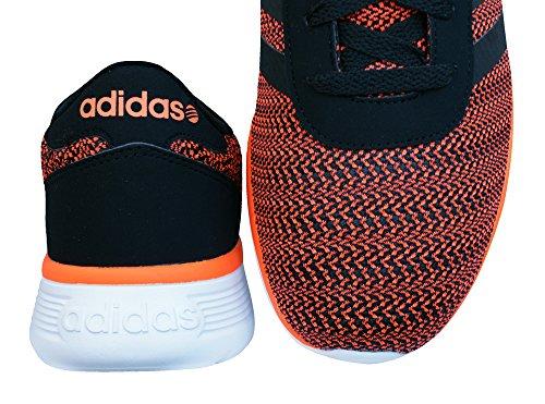 adidas NEO Lite Racer Herren Sneakers Orange