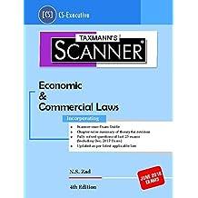 Scanner-Economic & Commercial Laws (CS-Executive)-(June 2018 Exams)