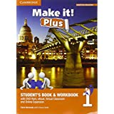 Make it! Plus level 1. Student's book-Workbook. Con e-book. Con espansione online. Per la Scuola media. COn DVD-ROM