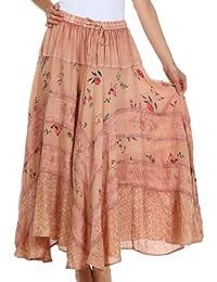 Sakkas Moon Dance Gypsy Boho Skirt