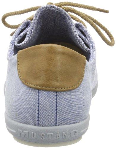 Mustang 1149-302-875 Damen Sneaker Blau (sky 875)