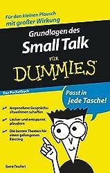 Grundlagen des Small Talk für Dummies Das Pocketbuch