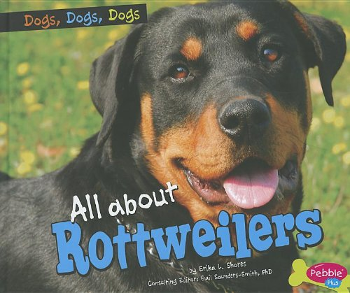 All about Rottweilers Hardcover