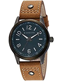 Giordano Analog Green Dial Men's Watch-A1053-09