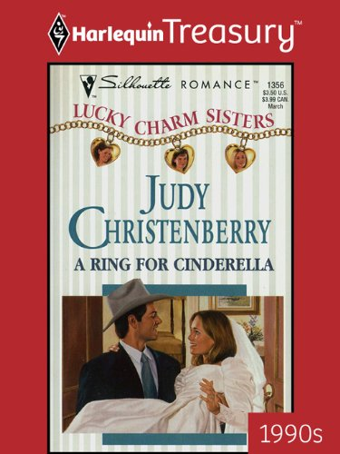 A Ring for Cinderella (Lucky Charm Sisters Book 3) (English Edition) (Cinderella-ring)