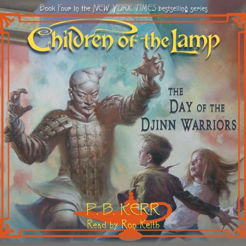 The Day of the Djinn Warriors  Audiolibri