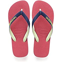 Havaianas Top Mix, Chanclas para Unisex Adulto, Multicolor (Flamingo), 39/40 EU [37/38 BR]