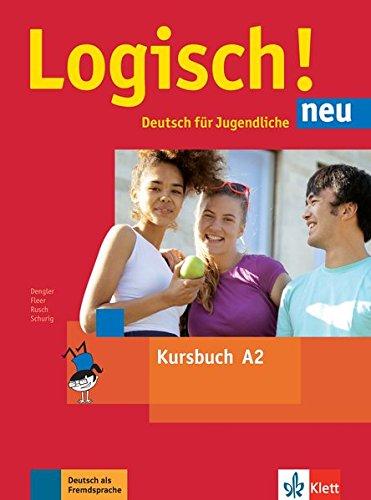 Logisch! neu a2, libro del alumno con audio online