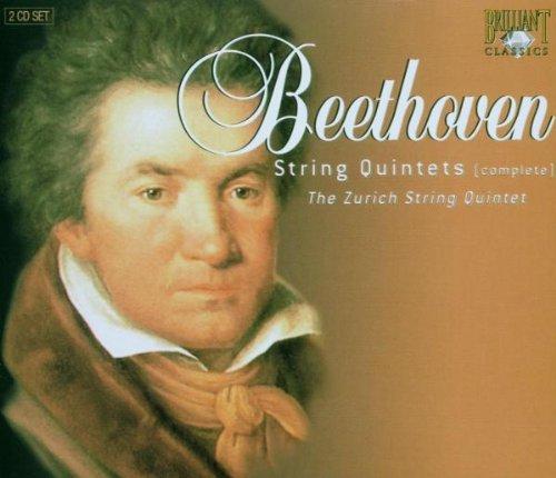 BEETHOVEN - Quintettes pour cordes