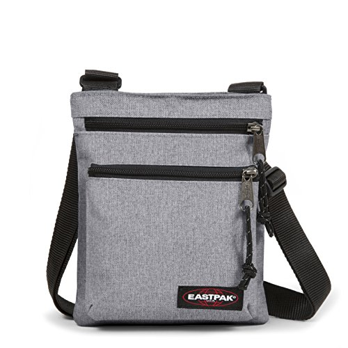 Eastpak Rusher Umhängetasche, 23 cm, Grau (Sunday Grey) -
