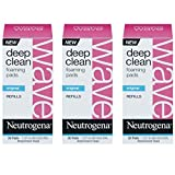 Neutrogena Wave Deep Clean Foaming Pads-...