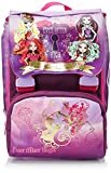 Ever After High - Rebel School Pack Zaino Scuola Espandibile con Gadget e Astuccio, 28 Litri, Viola/Rosa