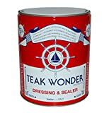 Teak Wonder, Dressing & Sealer