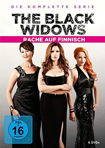 Black Widows: Rache auf Finnisch - Die komplette Serie [6 DVDs]