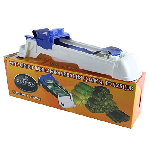 Universal Dolmer Rolling Maschine Türkisch Sarma gefüllt Grape & Kohl Blätter