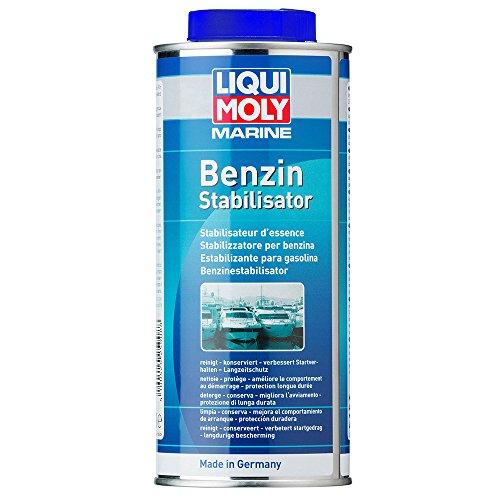 LIQUI MOLY 25008 Benzin Stabilisator Marine, 500 ml