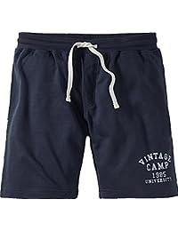 306a97b5bb2e Tom Ramsey Herren Sweatshorts Kurze Hose für Männer, Sporthose,  Freizeithose mit bequemen Gummibund und Taschen…