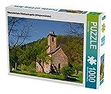 Mittelalterliche Nikolauskapelle (Klingenmünster) 1000 Teile Puzzle quer (CALVENDO Glaube)