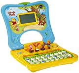 Vtech 80-069104 - Lerncomputer Winnie Puuhs ABC-Laptop