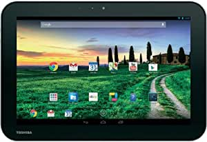 "Toshiba AT10-A-104 Tablette Tactile 10.1 "" Android Gris, Argent"