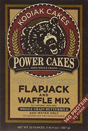 Kodiak Cakes Power Cakes Flapjack and Waffle Mix 20 oz by Kodiak Test