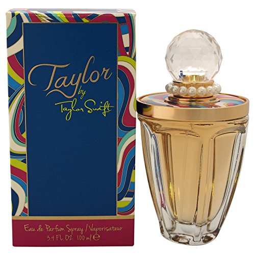 Taylor Swift Taylor by 100 ml EDP Spray, 1er Pack (1 x 100 ml)