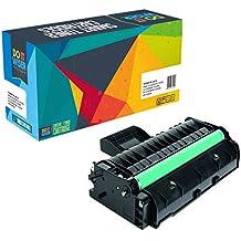 Do it Wiser ® Cartucho de Tóner Compatible (2.600 Páginas) para Ricoh Aficio SP200 SP201N SP203S SP204SN SP211SU SP212W SP213W - 407254