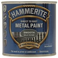 Hammerite Metal Paint - Smooth