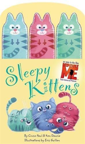 Preisvergleich Produktbild Sleepy Kittens (Despicable Me)