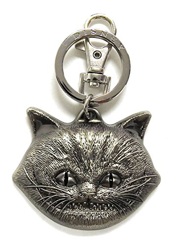 Schlüsselanhänger aus Metall - Alice im Wunderland. Cheshire-Katze