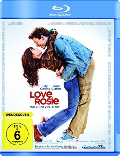 Bild von Love, Rosie - Für immer vielleicht [Blu-ray]