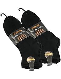 Lot de 8 paire de dames wellness chaussettes courtes sans ceinture élastique, orteil liée à la main, original de VCA®
