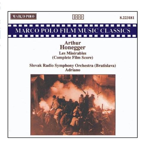 Honegger: Les Miserables
