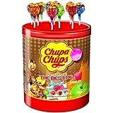 Chupa Chups Tubo de 50 Sucettes 600 g