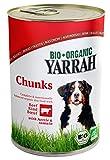 YARRAH Bio Hundefutter Bröckchen Huhn