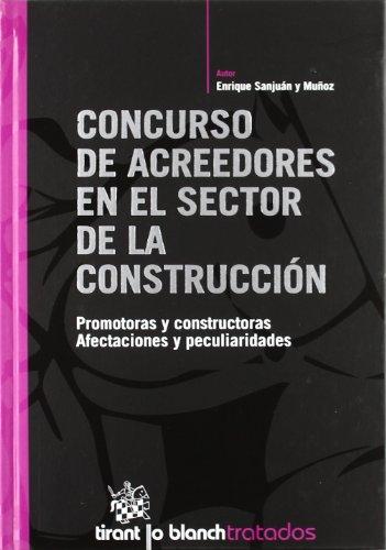 Concurso de Acreedores en el sector de la construcción