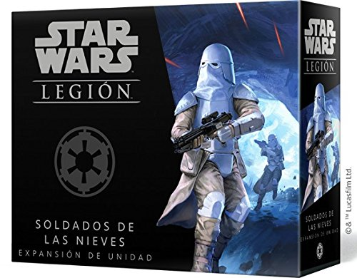 Fantasy Flight Games Star Wars Legion: Soldados de las nieves - Expansión...
