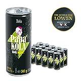 Papa Kola - Der Knobi Killer - 15 x 0,33 L Dosen Kuss-Trunk aus der Höhle der Löwen ( Neutralisiert Mundgerüche aller Art, Pfandfrei ) - Bleib Lecker! (15er Tray)