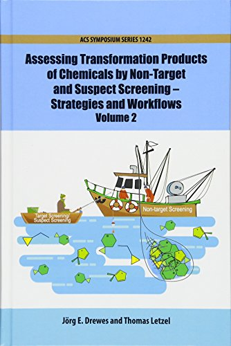 Assessing Transformation Products of Chemicals by Non-Target and Suspect Screening: Strategies and Workflows Volume 2 (ACS Symposium)