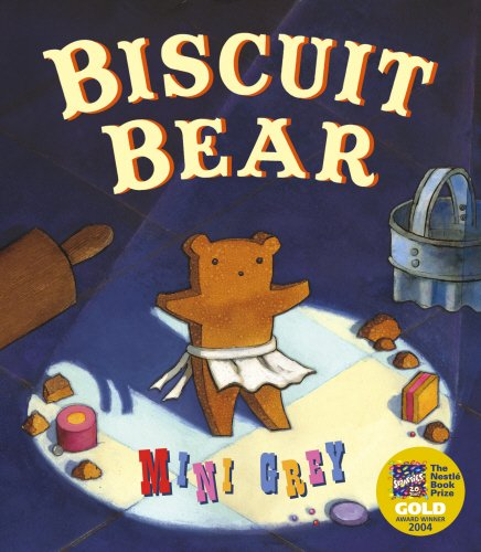 Biscuit Bear por Mini Grey