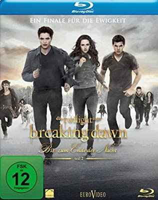 Breaking Dawn - Bis(s) zum Ende der Nacht - Teil 2 [Blu-ray]