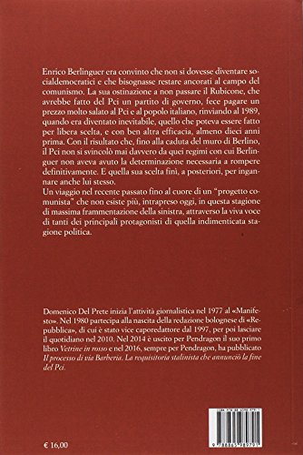scaricare ebook gratis L'inganno di Berlinguer. La mancata svolta verso una sinistra di governo PDF Epub
