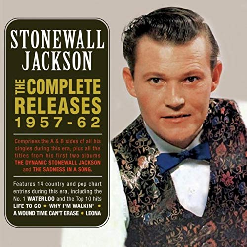 The Complete Releases 1957-62 (Stonewall Jackson Mp3 Musik)