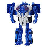 Transformers The Last Knight 1-Step Turbo Changer Optimus Prime