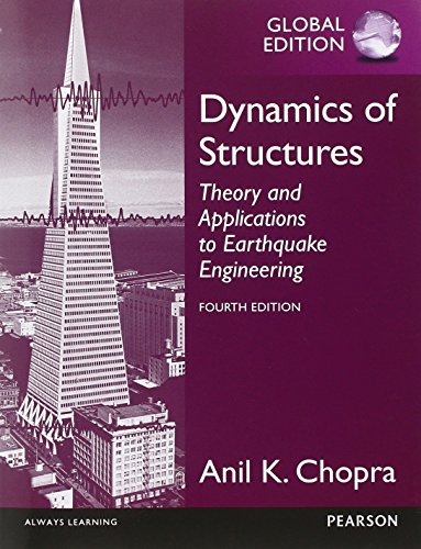 Dynamics of Structures, Global Edition